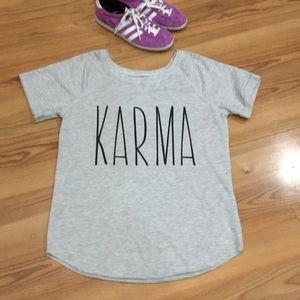 Grayson Threads Karma shirt Size Medium